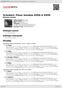 Digitální booklet (A4) Schubert: Piano Sonatas D958 & D959