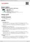 Digitální booklet (A4) Ravel: Boléro