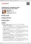 Digitální booklet (A4) Tchaikovsky: Symphony No.6