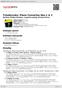 Digitální booklet (A4) Tchaikovsky: Piano Concertos Nos.1 & 2