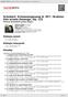 Digitální booklet (A4) Schubert: Schwanengesang D957 / Brahms: Vier ernste Gesange, Op.121