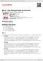 Digitální booklet (A4) Bach: The Harpsichord Concertos