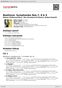 Digitální booklet (A4) Beethove: Symphonies Nos.7, 8 & 9