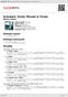 Digitální booklet (A4) Schubert: Octet; Minuet & Finale