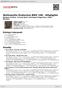 Digitální booklet (A4) Weihnachts-Oratorium BWV 248 - Hihglights