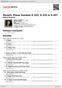 Digitální booklet (A4) Mozart: Piano Sonatas K.322, K.333 & K.457