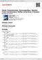 Digitální booklet (A4) Satie: Gnossiennes; Gymnopédies; Ogives; Trois Sarabandes; Petite ouverture a danser.