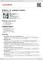 Digitální booklet (A4) Příběh / To nejlepší (výběr)