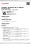 Digitální booklet (A4) Schubert: Symphony No.9 / Wagner: Siegfried Idyll