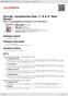"Digitální booklet (A4) Dvorák: Symphonies Nos. 7, 8 & 9 ""New World"""