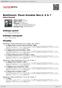 Digitální booklet (A4) Beethoven: Piano Sonatas Nos.5, 6 & 7