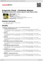 Digitální booklet (A4) Gregorian Chant - Christmas Masses