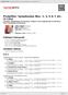 Digitální booklet (A4) Prokofiev: Symphonies Nos. 1, 5, 6 & 7 etc. [2 CDs]