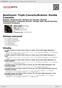 Digitální booklet (A4) Beethoven: Triple Concerto/Brahms: Double Concerto
