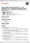Digitální booklet (A4) Liszt: Piano Concertos Nos.1 & 2 · Les Préludes S.97 · Hungarian Rhapsody No.2