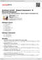 """Digitální booklet (A4) Andreas Scholl - Robert Dowland's """"A Musicall Banquet"""""""