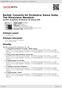 Digitální booklet (A4) Bartók: Concerto for Orchestra; Dance Suite; The Miraculous Mandarin