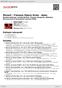 Digitální booklet (A4) Mozart : Famous Opera Arias  -  Apex