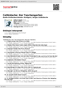 Digitální booklet (A4) Celibidache: Der Taschengarten