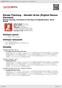 Digitální booklet (A4) Renée Fleming -  Handel Arias [Digital Bonus Version]