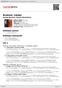 Digitální booklet (A4) Brahms: Lieder