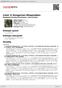 Digitální booklet (A4) Liszt: 6 Hungarian Rhapsodies