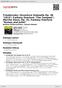 "Digitální booklet (A4) Tchaikovsky: Ouverture Solenelle Op.49 ""1812""; Fantasy Overture ""The Tempest""; Marche Slave, Op. 31; Fantasy Overture ""Romeo And Juliet"""