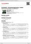 Digitální booklet (A4) Schubert: Schwanengesang; Lieder
