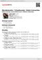 Digitální booklet (A4) Mendelssohn / Tchaikovsky: Violin Concertos