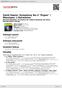 "Digitální booklet (A4) Saint-Saens: Symphony No.3 ""Organ"" / Messiaen: L'Ascension"