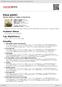 Digitální booklet (A4) Vůně jehličí