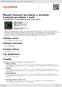 Digitální booklet (A4) Mozart: Koncert pro klavír a orchestr, Fantazie pro klavír c moll