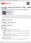 Digitální booklet (A4) Brahms: Houslový koncert D dur, Symfonie č. 4 e moll