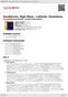 Digitální booklet (A4) Sandstrom: High Mass / Lidholm: Kontakion