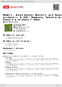 Digitální booklet (A4) Mozart, Beethoven: Koncert pro housle a orchestr, K. 216 - Romance, Sonata pro housle a orchestr D dur