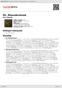 Digitální booklet (A4) Mr. Misunderstood