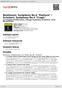 """Digitální booklet (A4) Beethoven: Symphony No.6 """"Pastoral"""" / Schubert: Symphony No.4 """"Tragic"""""""