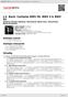Digitální booklet (A4) J.S. Bach: Cantatas BWV 56, BWV 4 & BWV 82