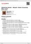 Digitální booklet (A4) Historical Series - Mozart: Violin Concertos Nos. 4 & 5