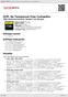 Digitální booklet (A4) Orff: De Temporum Fine Comoedia