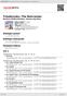Digitální booklet (A4) Tchaikovsky: The Nutcracker