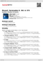 Digitální booklet (A4) Mozart: Serenades K. 361 & 375