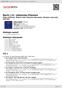 Digitální booklet (A4) Bach, J.S.: Johannes-Passion
