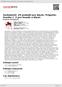 Digitální booklet (A4) Šostakovič: 24 preludií pro klavír, Prigožin: Sonáta č. 2 pro housle a klavír