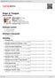 Digitální booklet (A4) Rags & Tangos