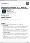 """Digitální booklet (A4) Shostakovich: Symphony No.13 """"Babi Yar"""""""