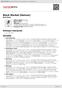 Digitální booklet (A4) Black Market [Deluxe]