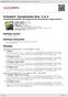 Digitální booklet (A4) Schubert: Symphonies Nos. 5 & 9