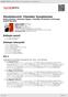 Digitální booklet (A4) Shostakovich: Chamber Symphonies