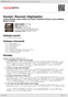Digitální booklet (A4) Handel: Messiah (Highlights)